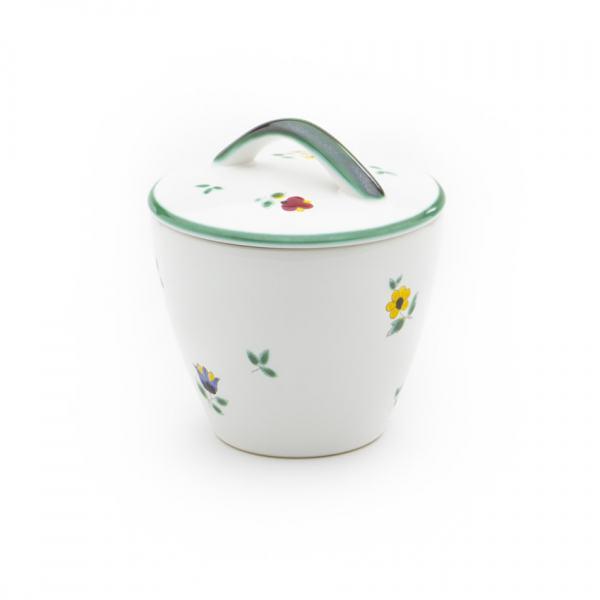 Gmundner Keramik Streublumen Zuckerdose Gourmet (Ø 9cm)