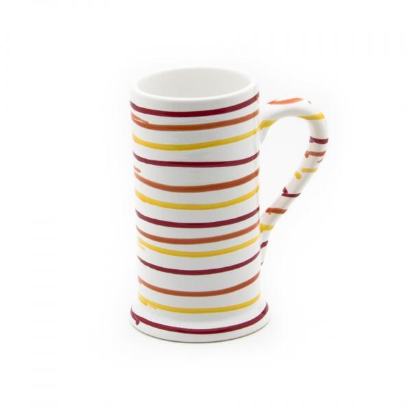 Gmundner Keramik Landlust Bierkrug Form-A (0.5L)
