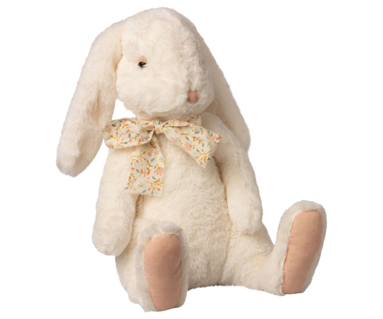 Maileg Fluffy Bunny X-Large weis