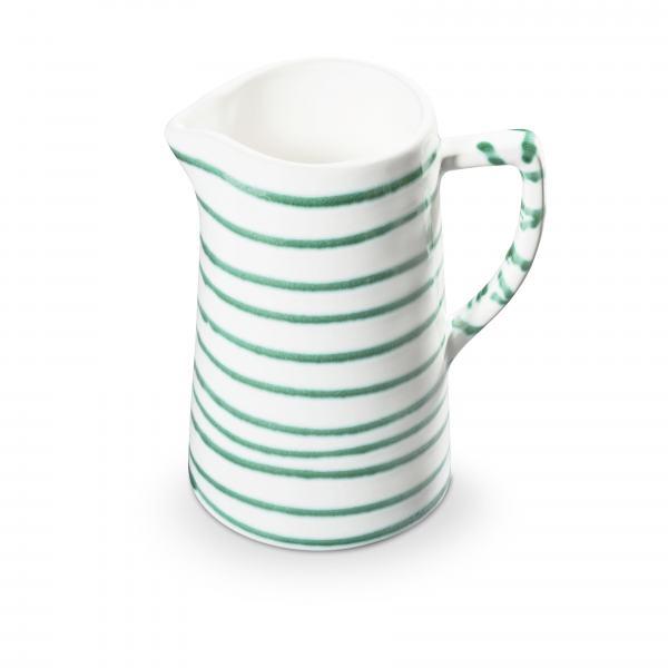 Gmundner Keramik Grüngeflammt Wasserkrug 0.7L