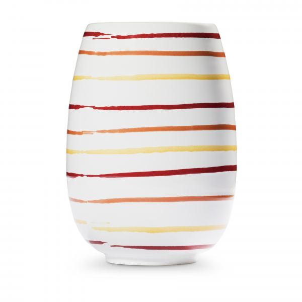 Gmundner Keramik Landlust Vase H: 15cm