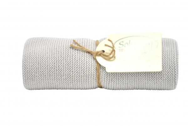 Solwang Handtücher hell grau
