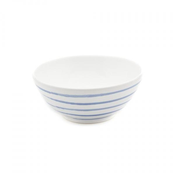 Gmundner Keramik Blaugeflammt Schüssel Ø 23cm