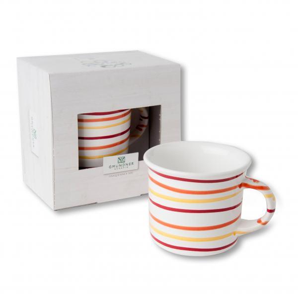 Gmundner Keramik Landlust Kaffeehäferl 0.24 L