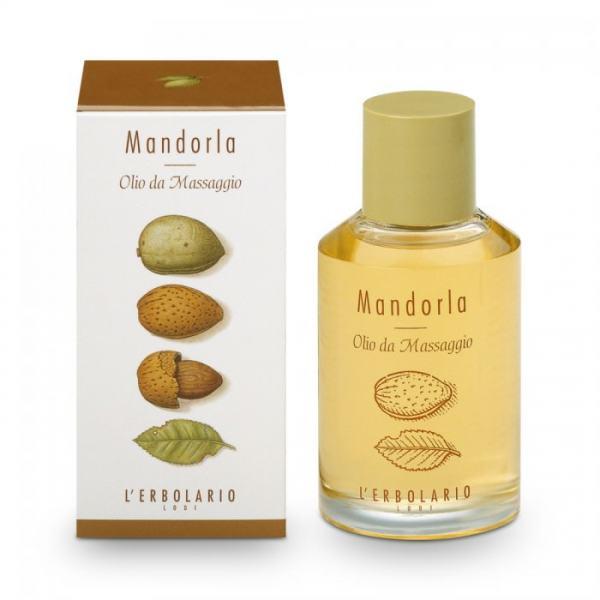 L'erbolario MANDEL Massageöl 125ml