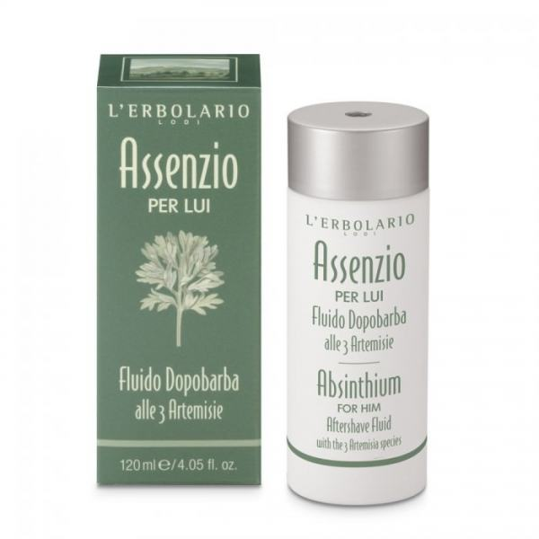 L'erbolario ABSINTH FÜR IHN After Shave Fluid 120ml