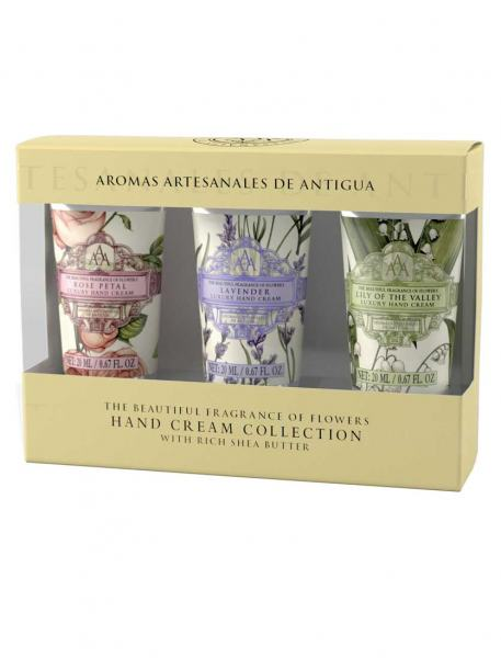 AAA 3x20ml Hand Cream Set Rose, Lily of the Valley,Lavender