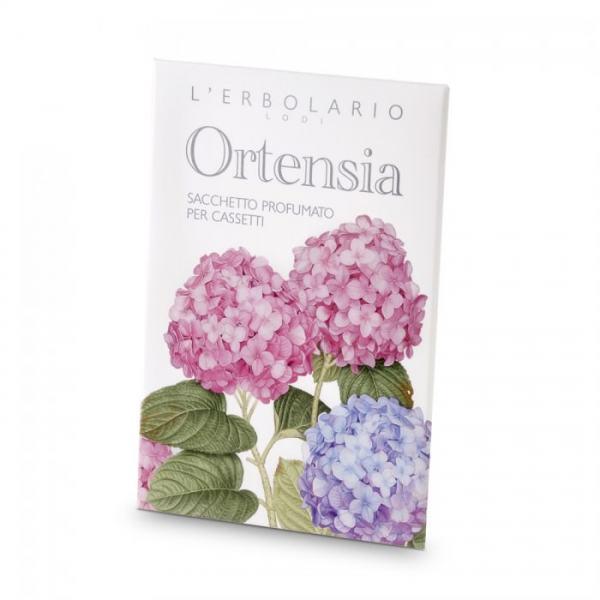 L'erbolario ORTENSIA Duftsachet für Schubladen