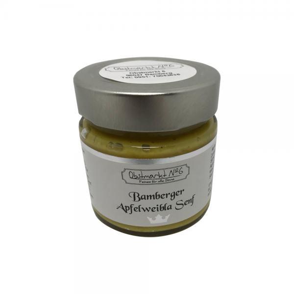 Bamberger Apfelweibla Senf 115 ml