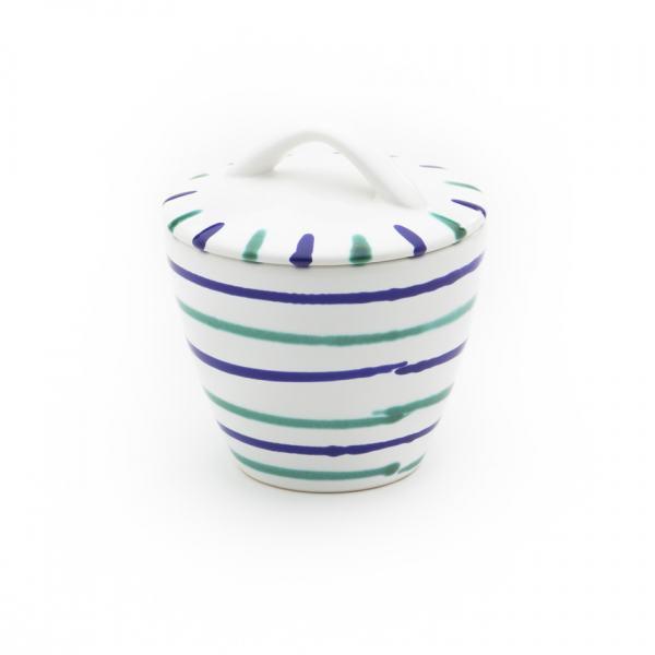 Gmundner Keramik Traunsee Zuckerdose Gourmet Ø 9cm