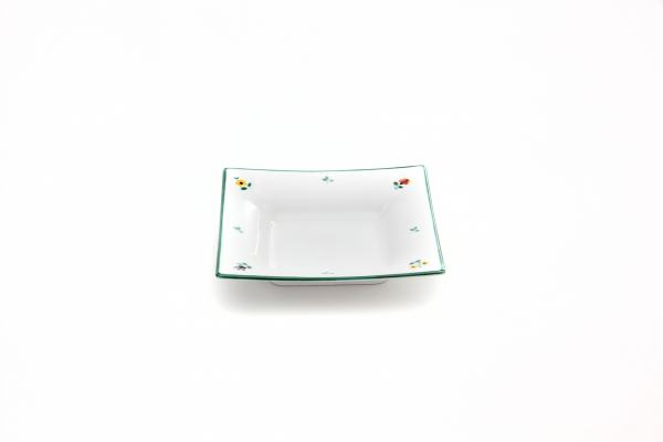 Gmundner Keramik Streublumen Suppenteller (20x20cm)