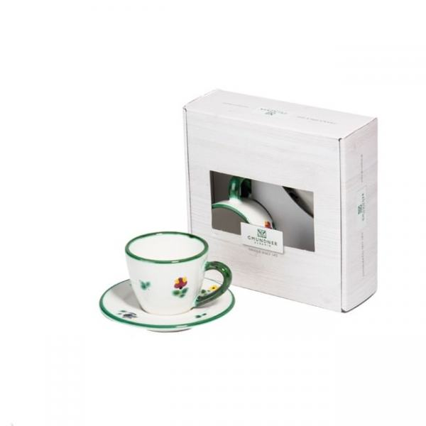 Gmundner Keramik Streublumen Espresso for you Gourmet