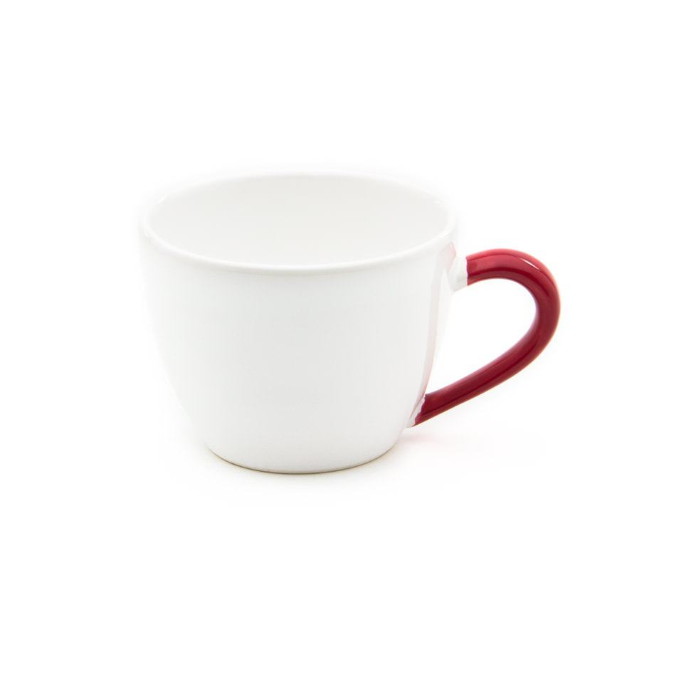 Gmundner Keramik Variation bordeauxrot Teetasse Maxima 0.4L