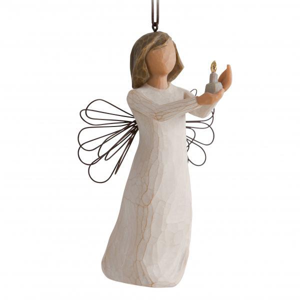 Willow Tree Angel of Hope Ornament - Engel der Hoffnung Ornament