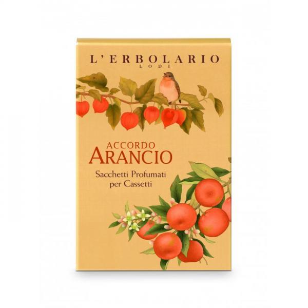 L'erbolario ACCORDO ARANCIO Duftsachet für Schubladen