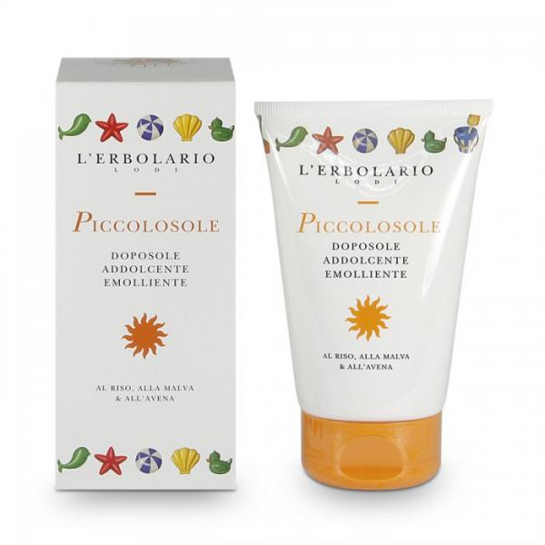 L'erbolario PICCOLOSOLE After-Sun Emulsion für Kinder 125ml