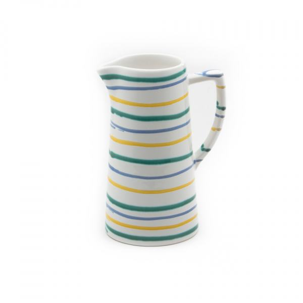 Gmundner Keramik Buntgeflammt Wasserkrug (0.7L)