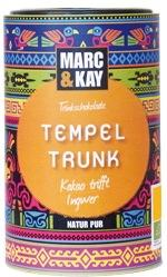 Marc & Kay Trinkschokolade 250 g Tempel Trunk Kakao