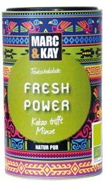 Marc & Kay Trinkschokolade 250 g Fresh Power Kakao