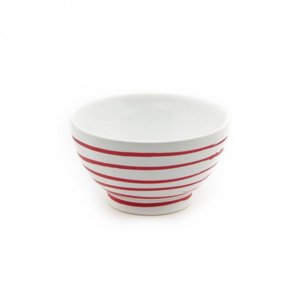 Gmundner Keramik Rotgeflammt Müslischale groß Ø 14cm