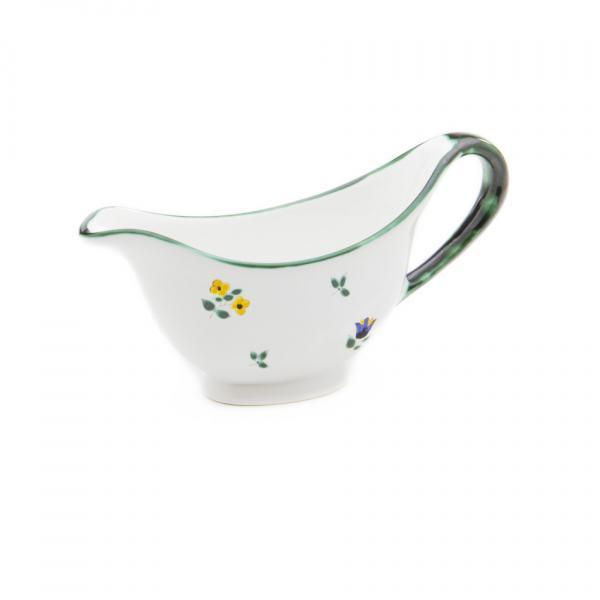 Gmundner Keramik Streublumen Sauciere (0.2L)