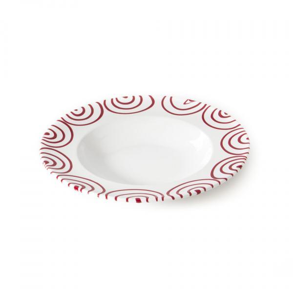 Gmundner Keramik Rotgeflammt Pastateller Gourmet