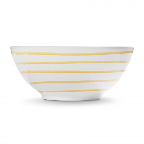 Gmundner Keramik Gelbgeflammt Schüssel Ø 17cm