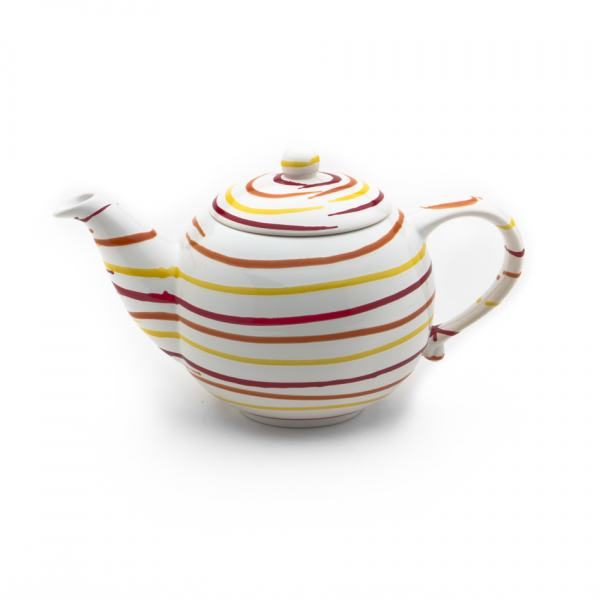 Gmundner Keramik Landlust Teekanne glatt 1.5L)