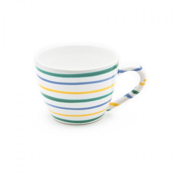 Gmundner Keramik Buntgeflammt Teetasse Maxima (0.4L)
