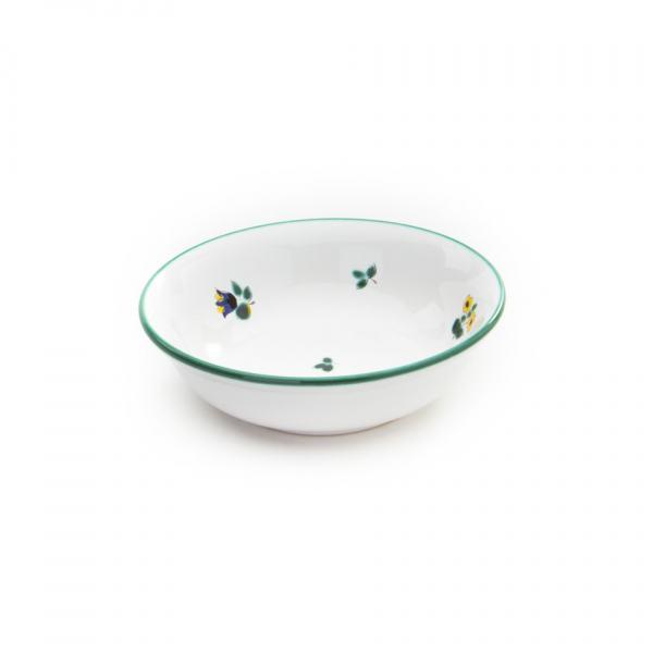 Gmundner Keramik Streublumen Müslischale klein Ø 14cm