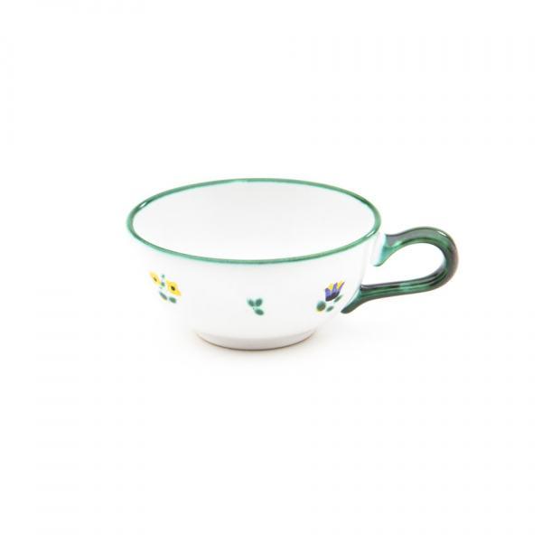 Gmundner Keramik Streublumen Teetasse glatt (0.17L)