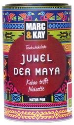 Marc & Kay Trinkschokolade 250 g Juwel der Maya Kakao