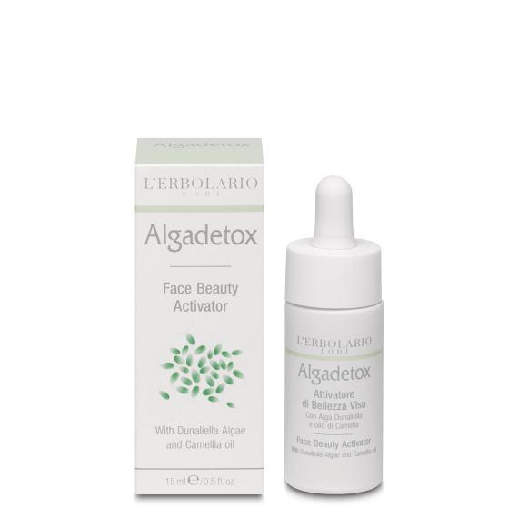 L'erbolario ALGADETOX Schönheits Aktivatort Für das Gesicht 15ml