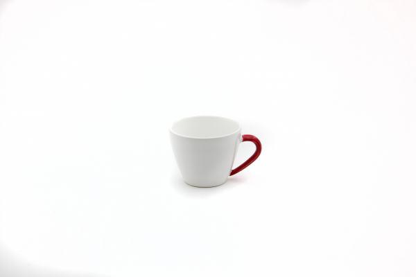 Gmundner Keramik Variation bordeauxrot Kaffeetasse Gourmet