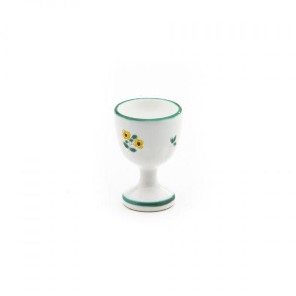 Gmundner Keramik Streublumen Eierbecher glatt (H: 7.5cm)