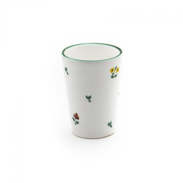 Gmundner Keramik Streublumen Trinkbecher (H: 11cm)