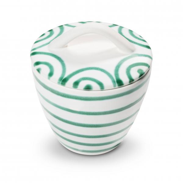 Gmundner Keramik Zuckerdose Gourmet 9cm