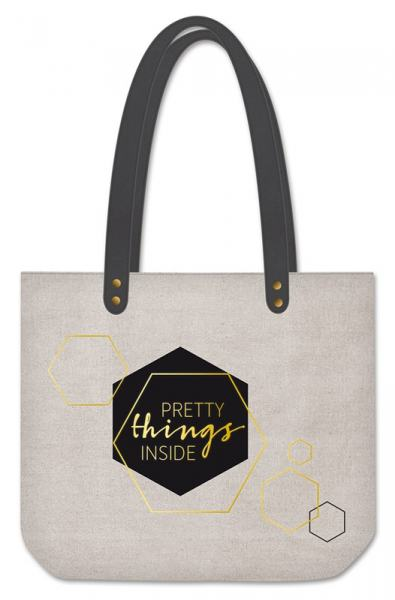 Grafik Werkstatt Shopper Pretty things inside