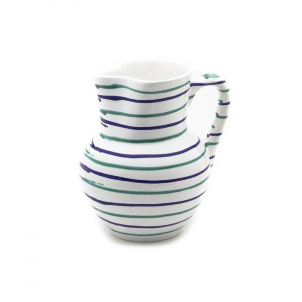Gmundner Keramik Traunsee Krug Wiener Form (1L)