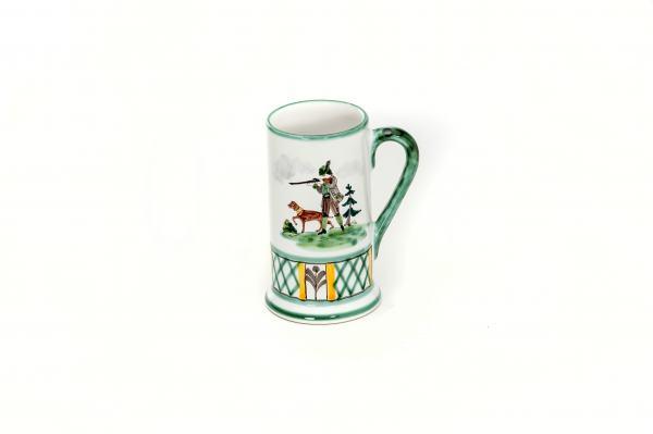 Gmundner Keramik Jagd Bierkrug Form-A (0.3L)