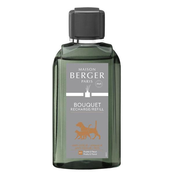 Maison Berger Nachfüllflasche für Duftbouquet Anti-Tiergerüche 200ml