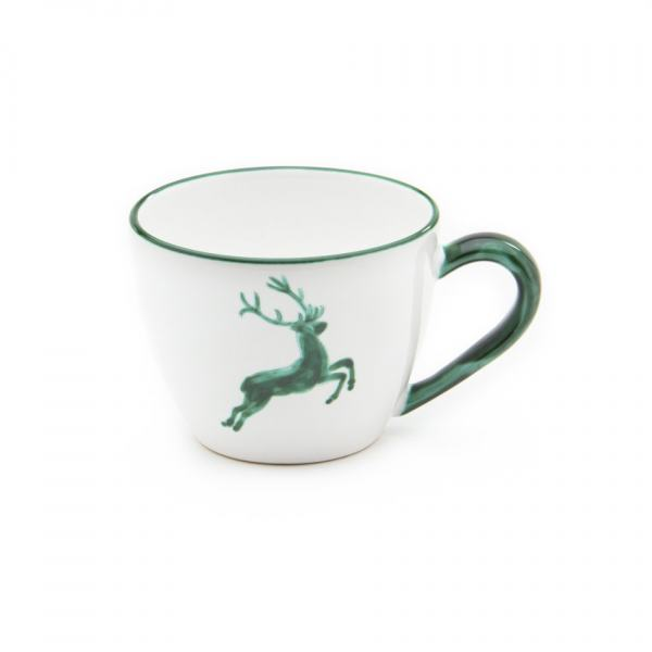 Gmundner Keramik Grüner Hirsch Teetasse Maxima (0.4L)