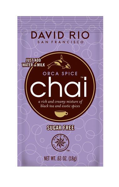 David Rio Chai Orca Spice Tüte