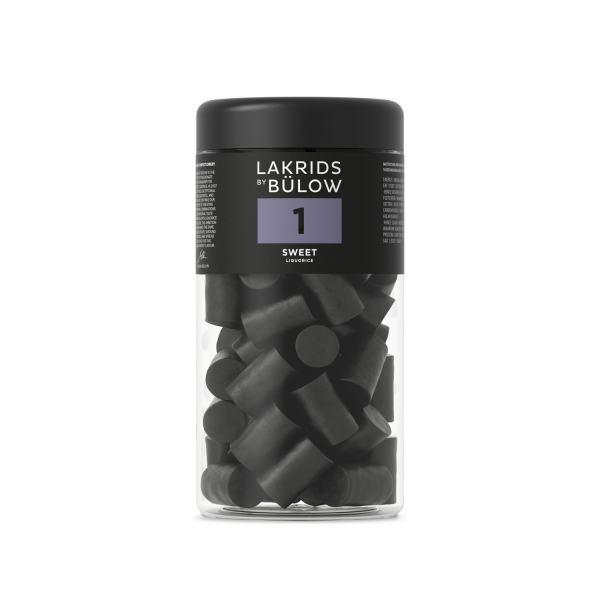 Lakrids by Bülow Regular No.1 - SWEET 360g