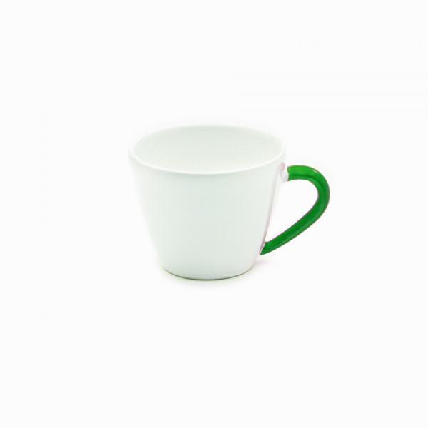 Gmundner Keramik Variation grün Kaffeetasse Gourmet (0.2L)