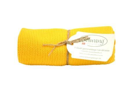 Solwang Küchentücher dunkel Gelb