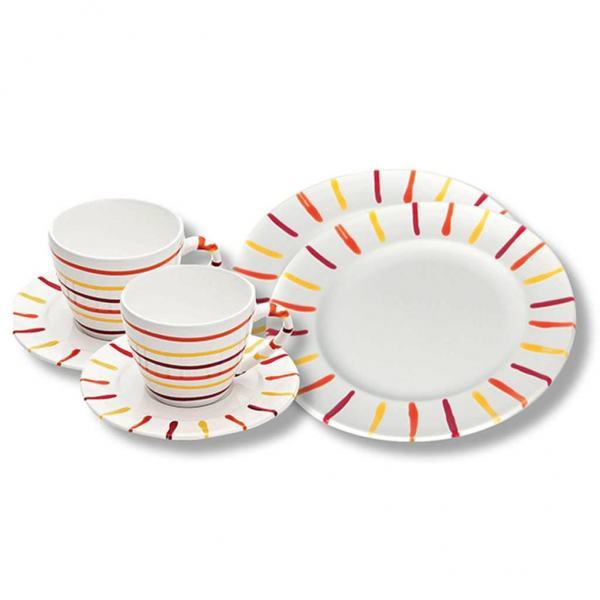 Gmundner Keramik Landlust Breakfast for two Gourmet
