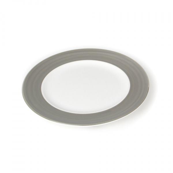 Gmundner Keramik Variation grau Speiseteller Gourmet Ø 29cm