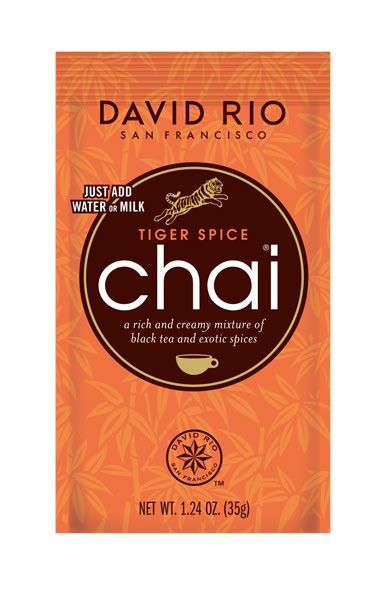 David Rio Chai Tiger Spice Tüte