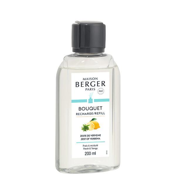 Maison Berger Nachfüllflasche für Duftbouquet Belebende Zitronenverbene 200ml